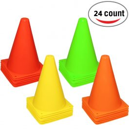 Activity Cones 24 Pieces