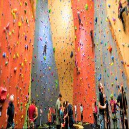 best rock climbing chicago
