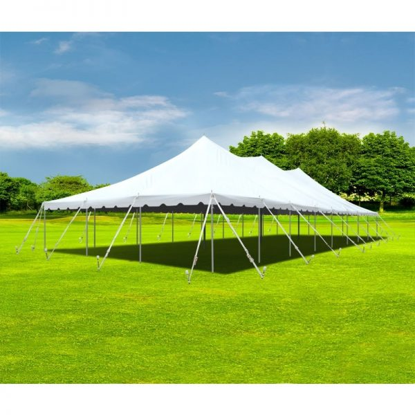 Canopy Pole Tent - 30 x 90 - Pic 1 - Chicagoland Event Rentals - Wheaton - www.ChicagolandEventRentals.com