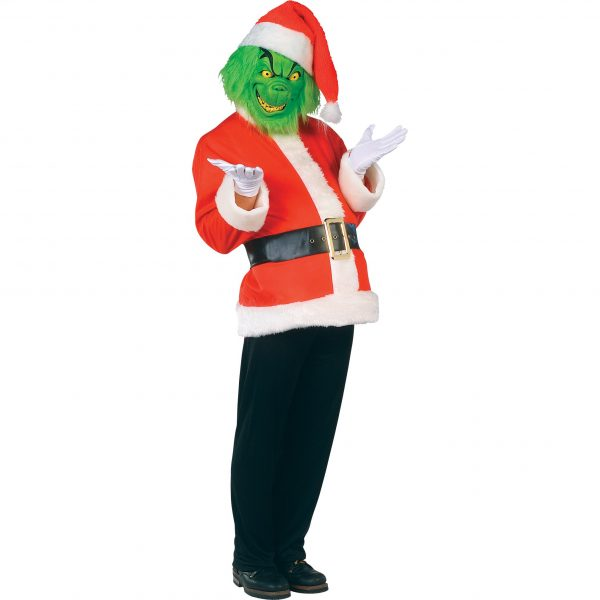 Christmas Grinch - Chicagoland Event Rentals - Wheaton - www.ChicagolandEventRentals.com