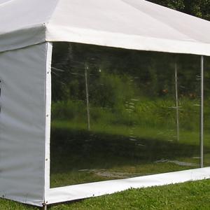 Standard Clear Sidewall - 20 x 30 - 4 sides