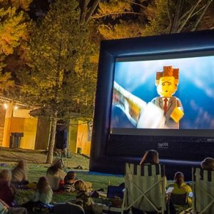 Best Inflatable Movie Screen Rental Chicago Il