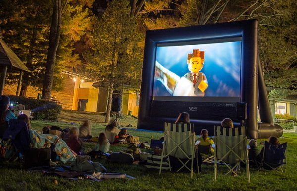 Movie Screen Premium - 11′ x 20′ Inflatable Screen - Pic 2 - Chicagoland Event Rentals - Wheaton - www.ChicagolandEventRentals.com