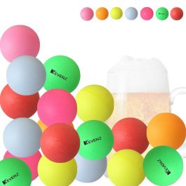 Multiple Color Ping-Pong Balls - 40mm - Pic 1 - Chicagoland Event Rentals - Wheaton - www.ChicagolandEventRentals