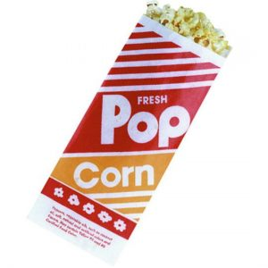 Popcorn Bags - 1 Ounce - Chicagoland Event Rentals - Wheaton - www.ChicagolandEventRentals.com