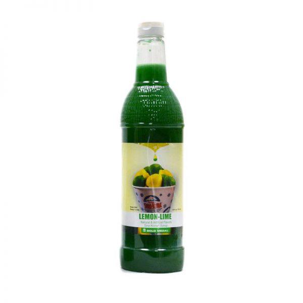 Sno-Kone Flavor - 25-oz. - Lemon Lime - Chicagoland Event Rentals - Wheaton - www.ChicagolandEventRentals.com