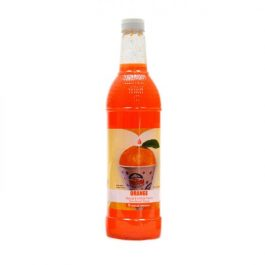 Sno-Kone Flavor - 25oz - Orange - Snow Cone Machine Supplies - Chicagoland Event Rentals - Wheaton - www.ChicagolandEventRentals.com