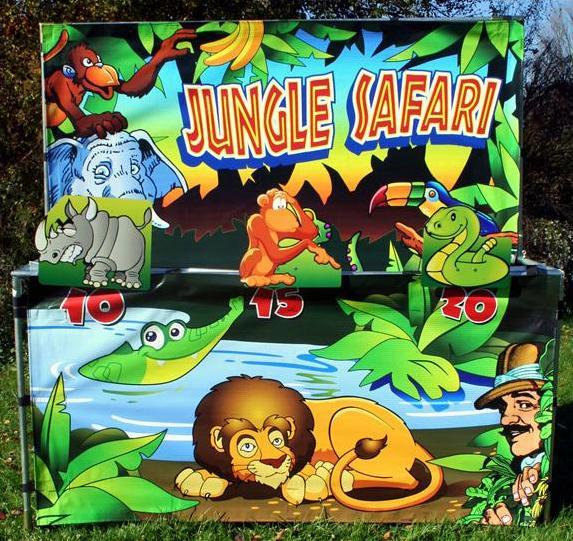 Sports Jungle Safari - Pic 2 - Chicagoland Event Rentals - Wheaton - www.ChicagolandEventRentals.com