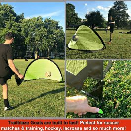 Sports Soccer Pop Up Goals - Trail Blaze - Pic 7 - Chicagoland Event Rentals - Wheaton - www.ChicagolandEventRentals.com