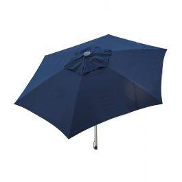 Table Umbrella - Blue - Pic 1 - Chicagoland Event Rentals - Wheaton - www.ChicagolandEventRentals.com