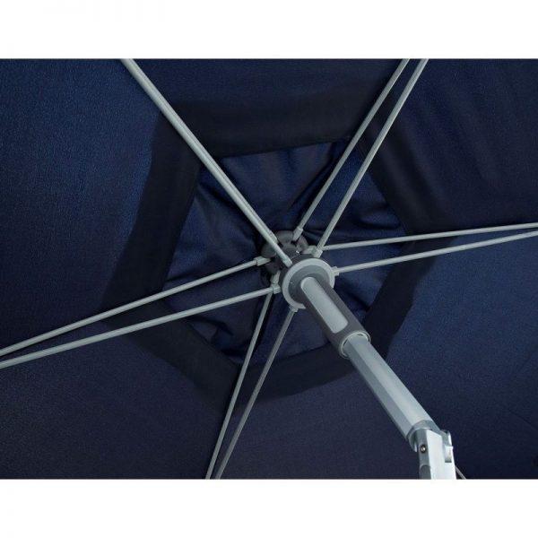 Table Umbrella - Blue - Pic 2 - Chicagoland Event Rentals - Wheaton - www.ChicagolandEventRentals.com