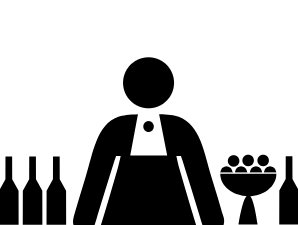 Wait Staff – Bartender Service – Female - Chicagoland Event Rentals - Wheaton - www.ChicagolandEventRentals.com