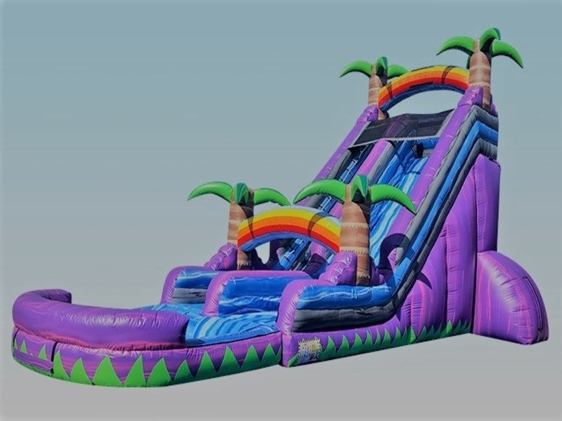 Water Slide Bounce House Rental Chicago Chicagoland Event Rentals