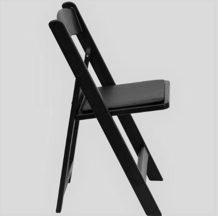 Wood Folding Chairs Chicago 1