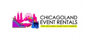 Chicagoland Event Rentals - Wheaton - Chicago - Horizontal Logo - Large - JPG -