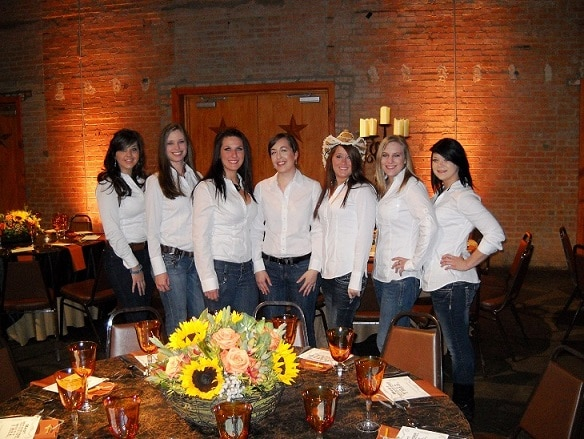Promotional Staff - Pic 1 - Chicagoland Event Rentals -Wheaton-Chicago-www.ChicagolandEventRentals.com