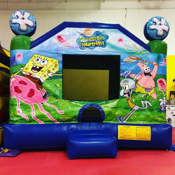 Inflatable Bounce House Chicago