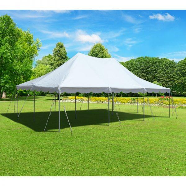 Canopy Pole Tent - 10 x 20