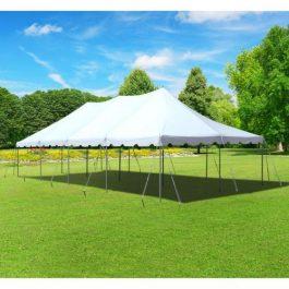 Canopy Pole Tent - 20 x 80