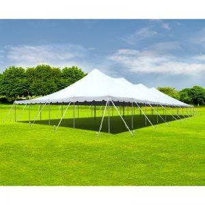 Canopy Pole Tent - 30 x 100