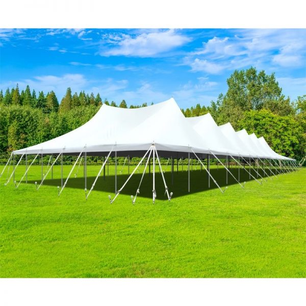 Canopy Pole Tent - 30 x 140