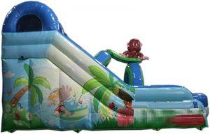 Monkey Bounce House 3