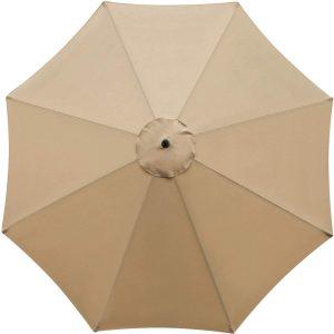 Picnic Umbrella - Taupe