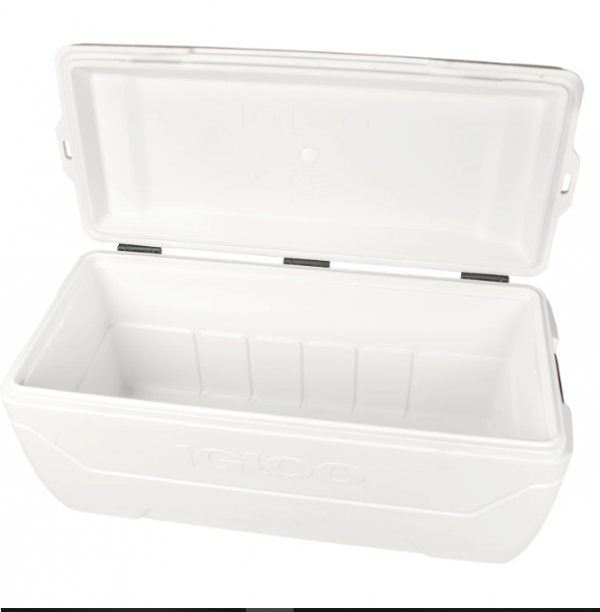 Coolers - White - 150 Quart 2